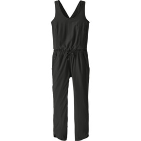 Patagonia Fleetwith Romper Women, black
